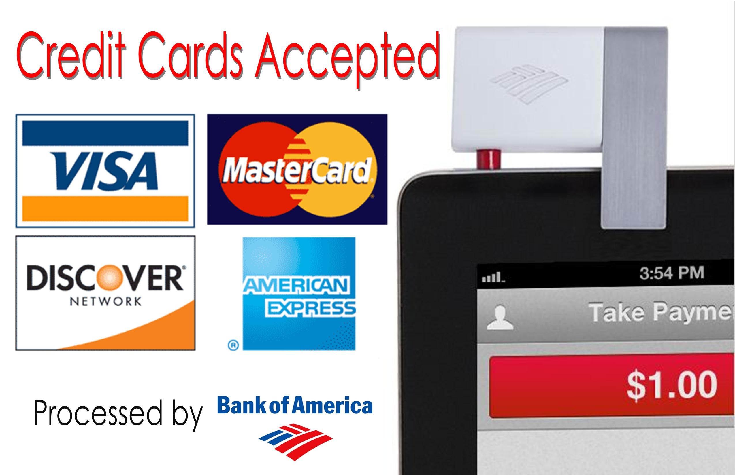 Credit Cards Accepted_DK Dogs